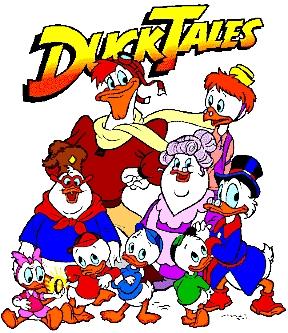W Ducktales DuckTales | © ...